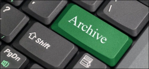 Archive Emails to Stay Organised