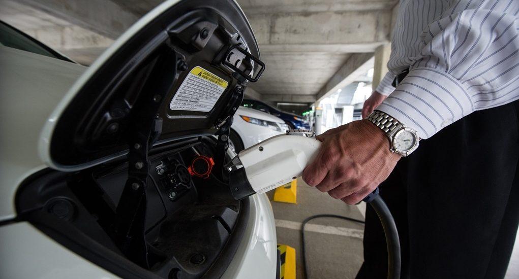 Putting Fuel In Car