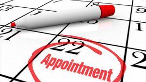 Pre-Appoint Sales, Services & MOT's