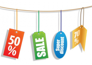 Discounts and Sales