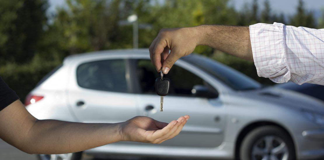 Car and keys