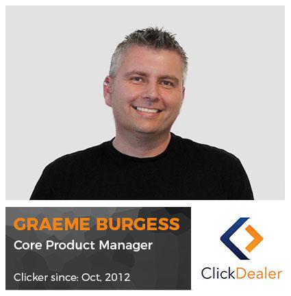Meet the Clickers - Graeme