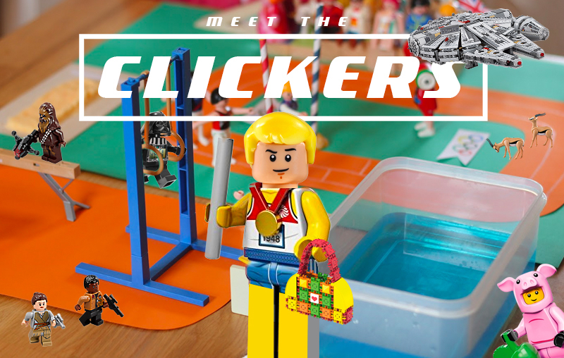 Meet The Clickers - Joe Podmore