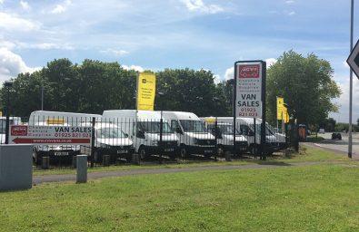 Cheshire Vehicle Supplies Ltd
