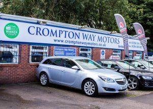 Crompton Way Motors