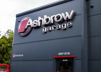Click awards highly-commended, Ashbrow Garage.