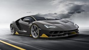 Lamborghini Centenario Supercars