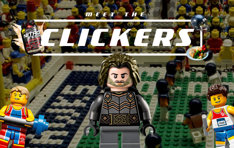 Meet the Clickers - Lee Rawlinson