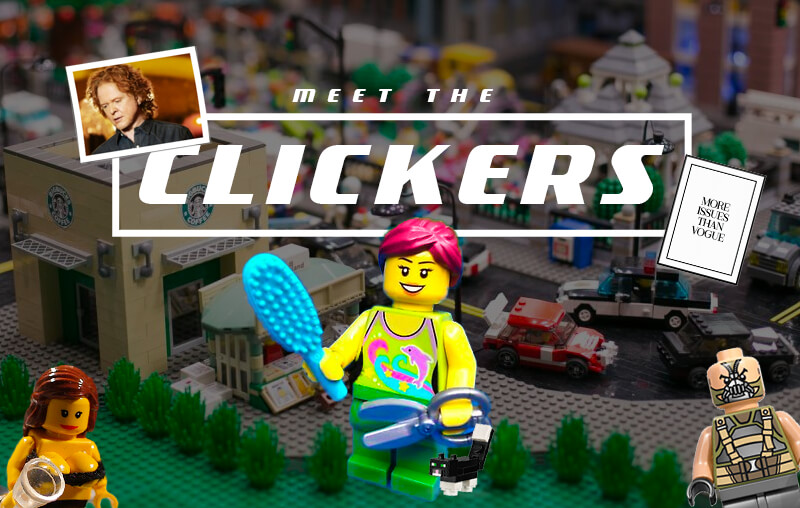 Meet the Clickers - Katie Pembo