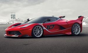 LaFerrari FXX K Supercars