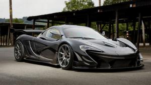 McLaren P1 LM Supercars