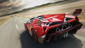 Lamborghini Veneno Supercars