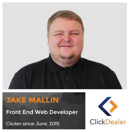 Meet the Clickers - Jake Mallin