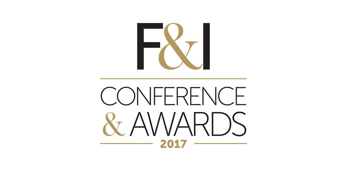 F & I Conference & Awards awad
