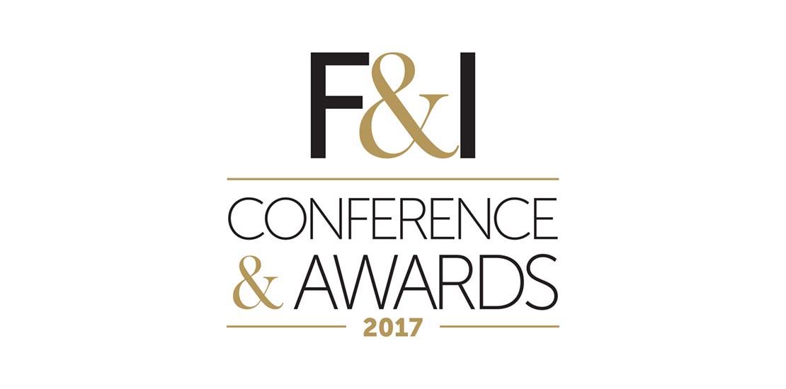 F & I Conference & Awards awad