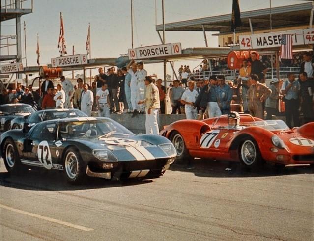 Ferrari vs Ford