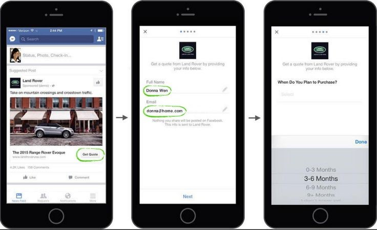 Facebook's New Tools for Dealers