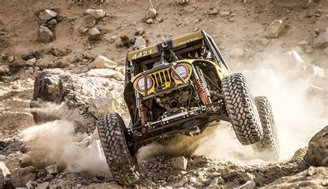 King of the Hammers racing