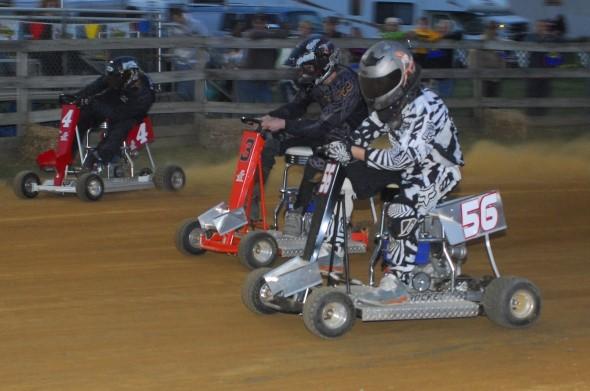 Bar Stool Racing