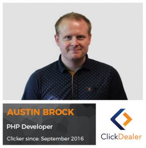 Brock austin dating profile
