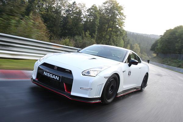 Nissan GTR Nürburgring