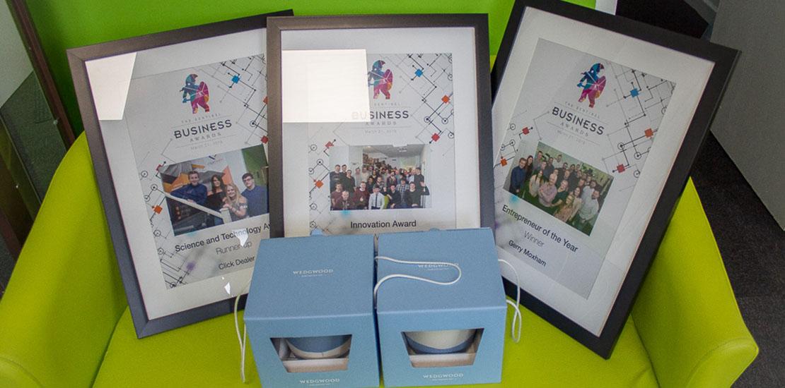 Sentinel Business Awards