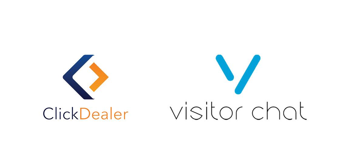 click dealer visitor chat