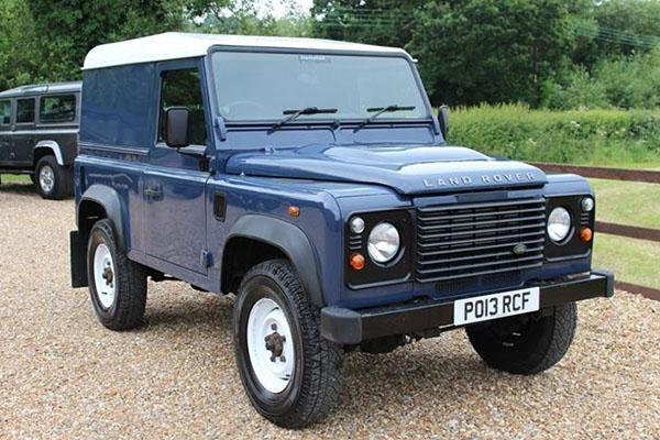 Land Rover Defeneder