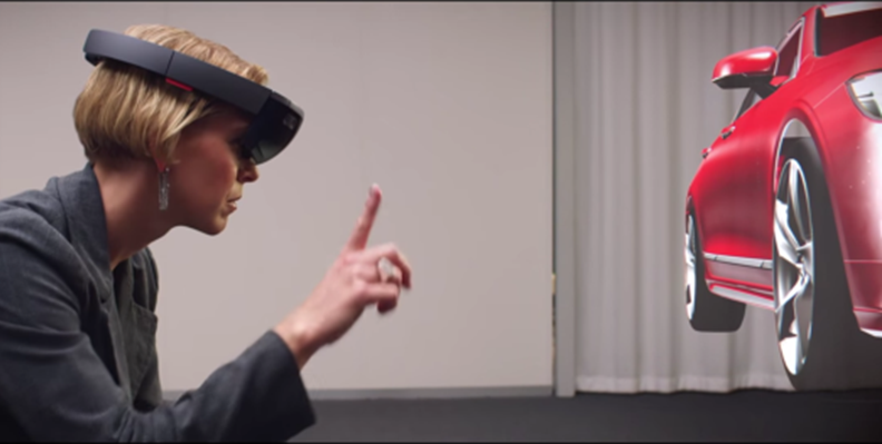 VR Car Shopping