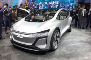 Audi AI:ME Concept at the 2019 Shanghai Motor Show