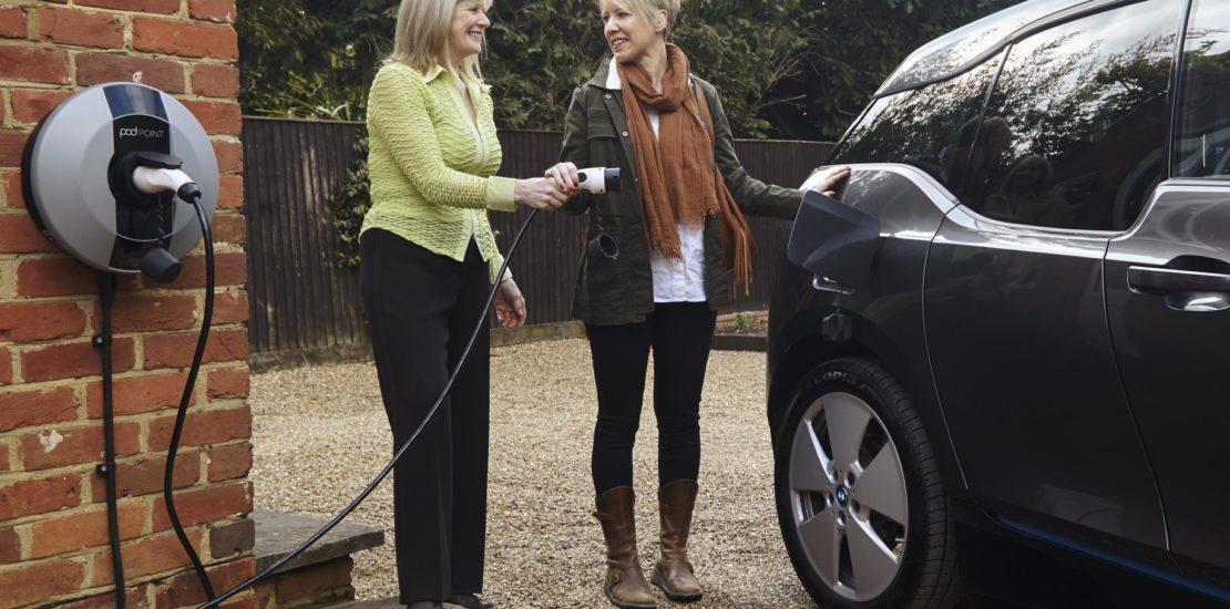 EV Charging at home