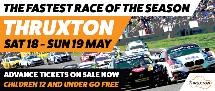 Thruxton BTCC