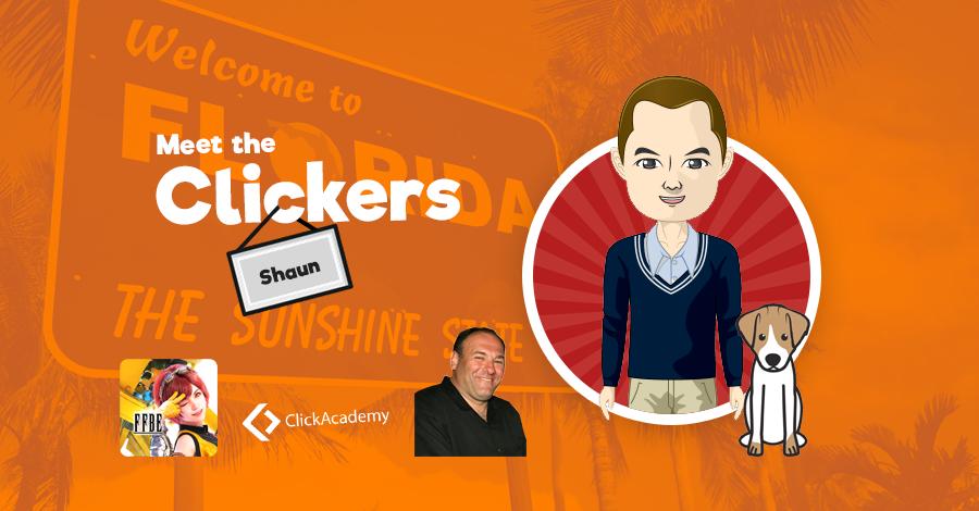 Meet the Clickers - Shaun Allcock