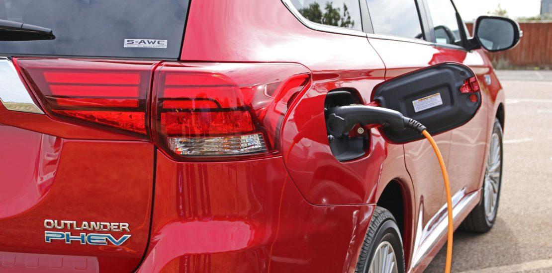 Hybrid Mitsubishi